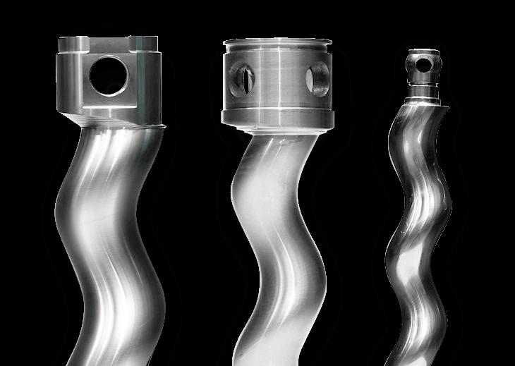 Rotors Helicoïdals Teca IOX