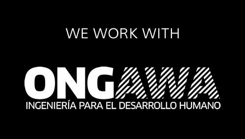 We work with ONGAWA