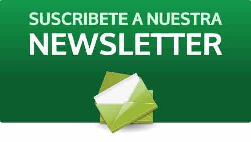 Suscríbete a nuestra newsletter