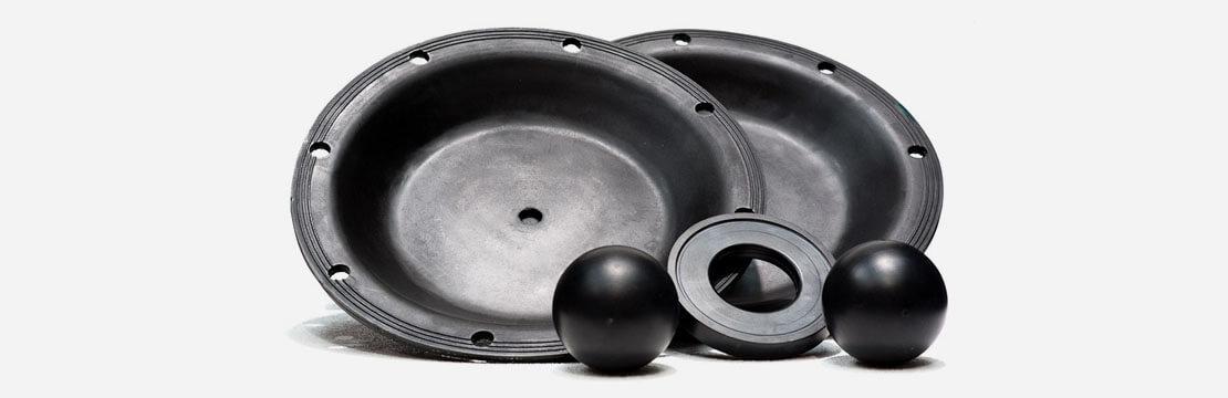 Repuestos para Bombas Neumáticas de Doble Membrana