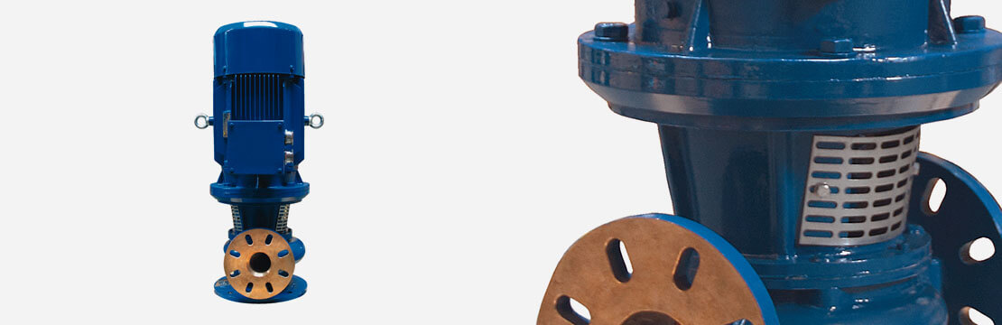 Centrifugal Industrial Pumps