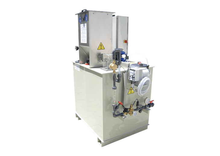 Polymer Preparation Systems
